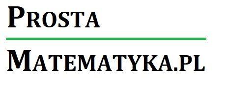 Logo bloga Prosta Matematyka