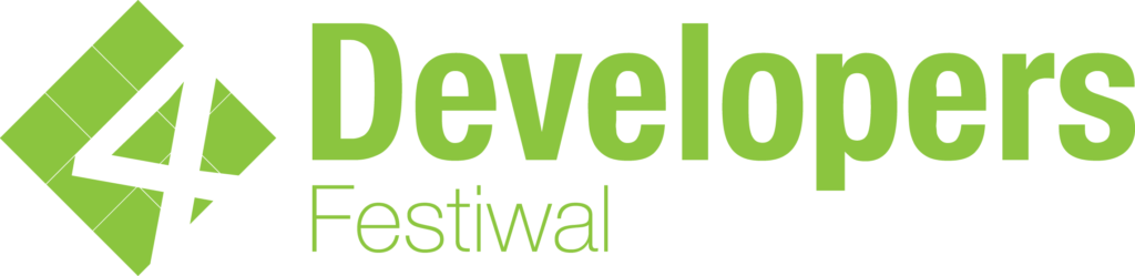 Logo festiwalu 4developers